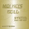 Thumbnail MIDI Keys Gold: Synths RnB/Hip Hop