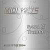 Thumbnail MIDI Keys: Bass 3 Trance